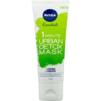 Nivea Urban Skin Detox maschera detossinante e detergente