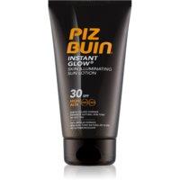 Piz Buin Instant Glow crema solare illuminante SPF 30