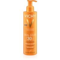 Vichy Idéal Soleil Capital latte solare anti-sabbia SPF 30