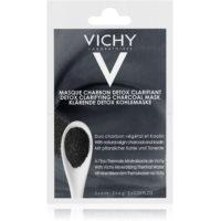 Vichy Mineral Masks maschera detergente al carbone attivo