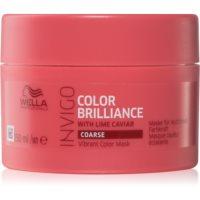 Wella Professionals Invigo Color Brilliance maschera per capelli folti e tinti