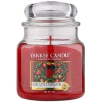 Yankee Candle Red Apple Wreath duftkerze  Classic medium