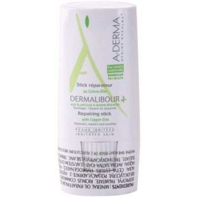 A-Derma Dermalibour+ Regenerating Stick For Irritated Skin