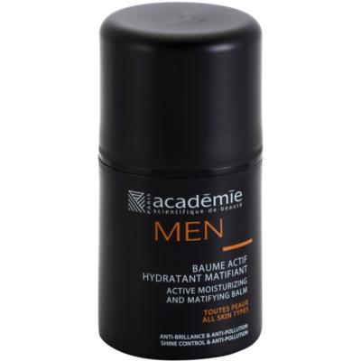 Academie Men Active Moisturising Balm with Matte Effect