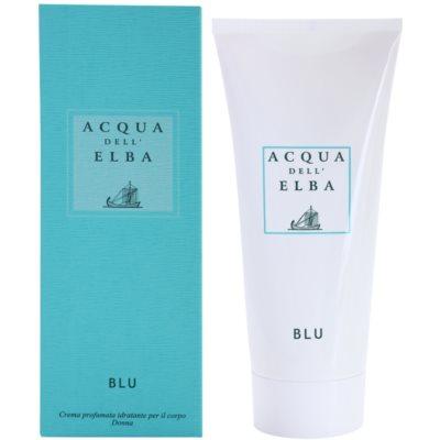 Acqua dell' Elba Blu Women Κρέμα σώματος για γυναίκες