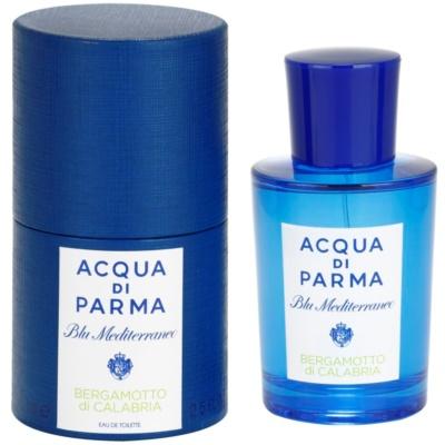 Acqua di Parma Blu Mediterraneo Bergamotto di Calabria eau de toilette mixte