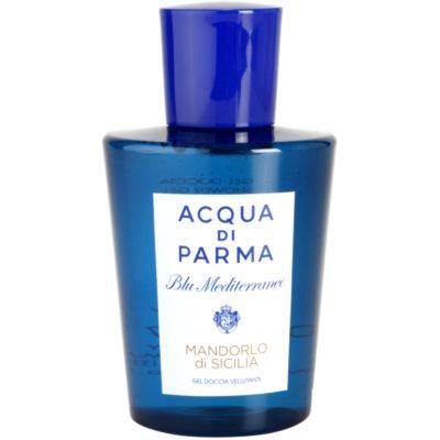 Acqua di Parma Blu Mediterraneo Mandorlo di Sicilia душ гел  унисекс
