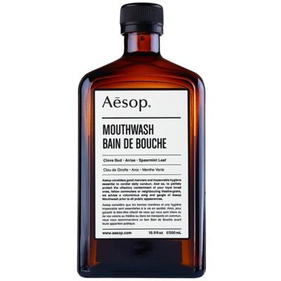 Aēsop Dental освежаваща вода за уста