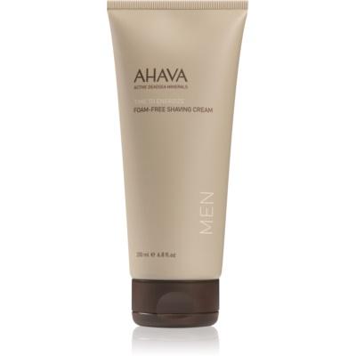 Ahava Time To Energize Men непенящийся крем для бритья