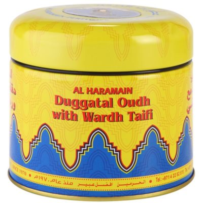 Al HaramainDuggatal Oudh with Wardh Taifi