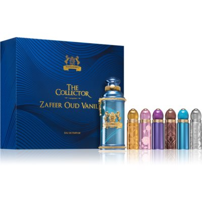 Alexandre.J The Collector: Zafeer Oud Vanille lote de regalo I. unisex
