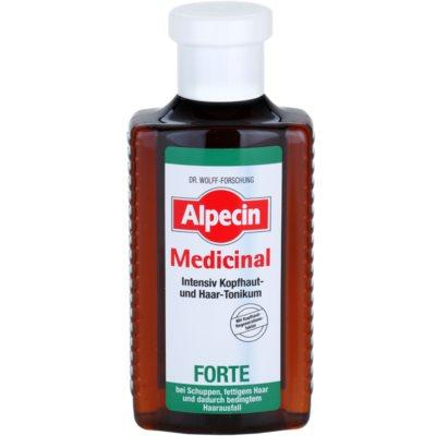 Alpecin Medicinal Forte intensiv toner Mot håravfall och mjäll