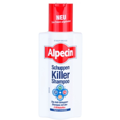 Alpecin Schuppen Killer σαμπουάν κατά της πιτυρίδας