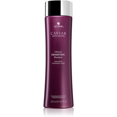 Alterna Caviar Anti-Aging Clinical Densifying champú suave para cabello débil