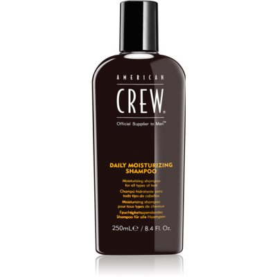 American CrewHair & Body Daily Moisturizing Shampoo