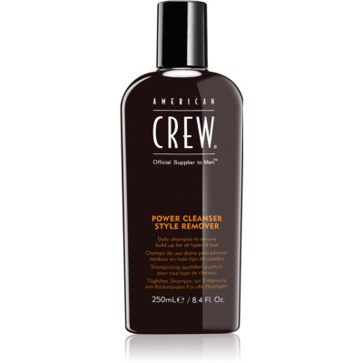 American CrewHair & Body Power Cleanser Style Remover