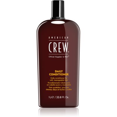 American CrewHair & Body Daily Conditioner