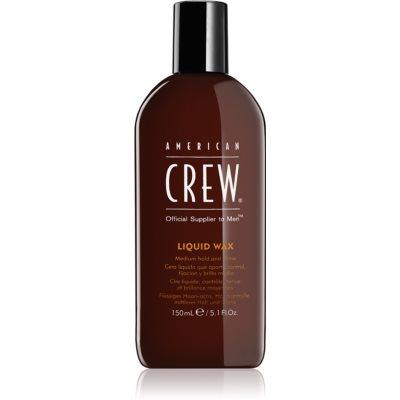 American CrewStyling Liquid Wax