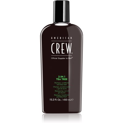 American CrewHair & Body 3-IN-1 Tea Tree