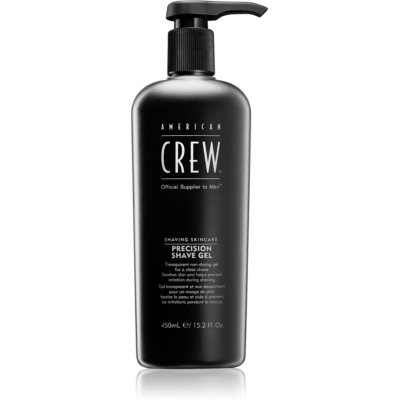 American CrewShave & Beard Precision Shave Gel