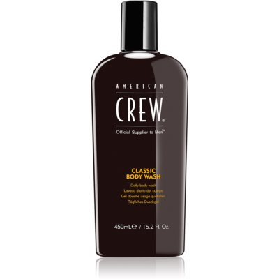 American CrewHair & Body Classic Body Wash