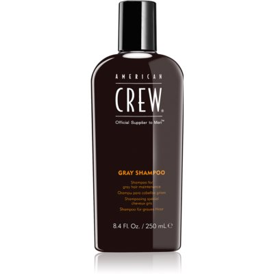 American CrewHair & Body Gray Shampoo
