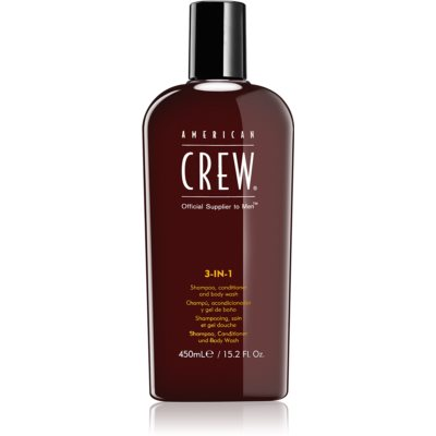 American CrewHair & Body 3-IN-1