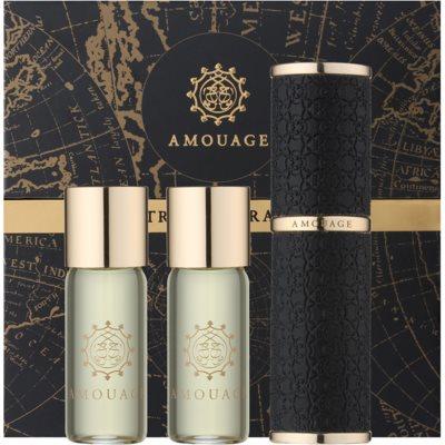 Amouage Epic Eau de Parfum (1x refillable + 2x refill) for Men