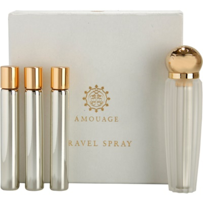Amouage Reflection Eau de Parfum (1x refillable + 3x refill) for Women