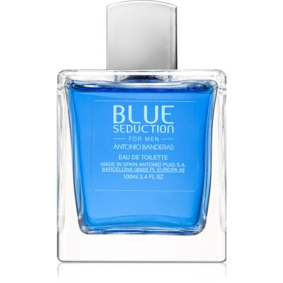 Antonio Banderas Blue Seduction Eau de Toilette für Herren