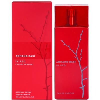 Armand Basi In Red парфумована вода для жінок