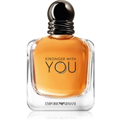 Armani Emporio Stronger With You eau de toilette para hombre