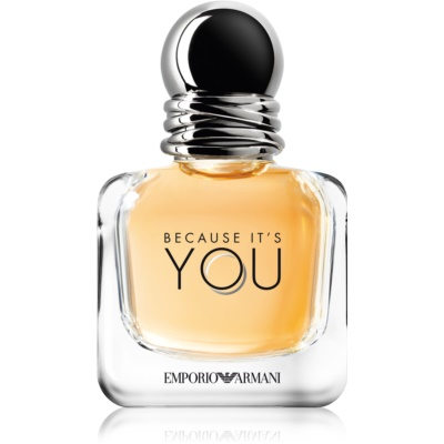 Armani Emporio Because It's You eau de parfum hölgyeknek