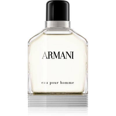 Armani Eau Pour Homme eau de toillete για άντρες