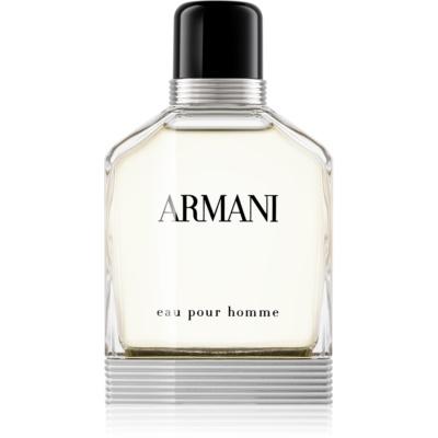 Armani Eau Pour Homme Eau de Toilette für Herren