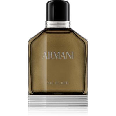 Armani Eau de Nuit туалетна вода для чоловіків