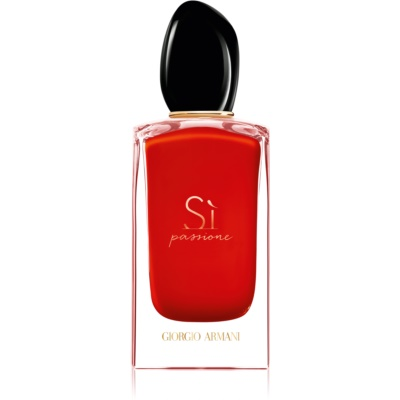 Armani Sì Passione eau de parfum για γυναίκες