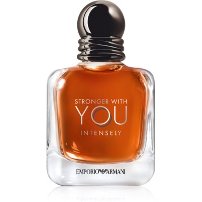 ArmaniEmporio Stronger With You Intensely