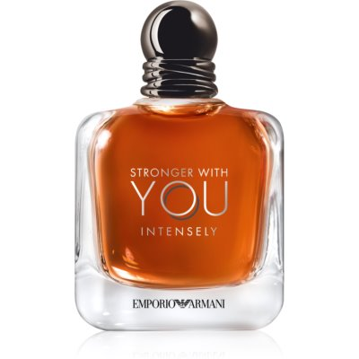 Armani Emporio Stronger With You Intensely eau de parfum pour homme