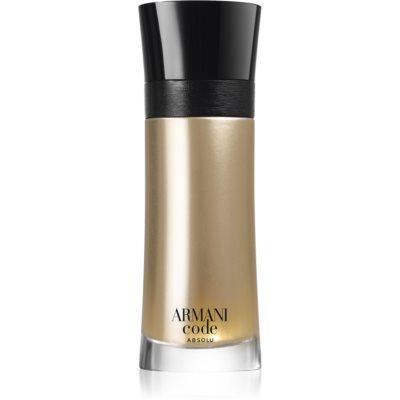 Armani Code Absolu parfemska voda za muškarce