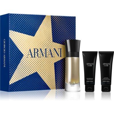 Armani Code Absolu Gift Set  II. voor Mannen