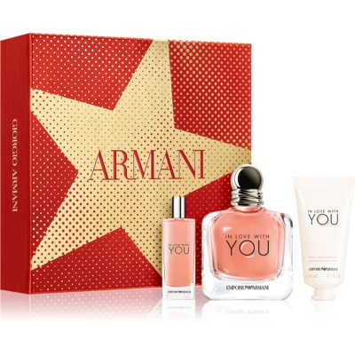 Armani Emporio In Love With You poklon set IX. za žene