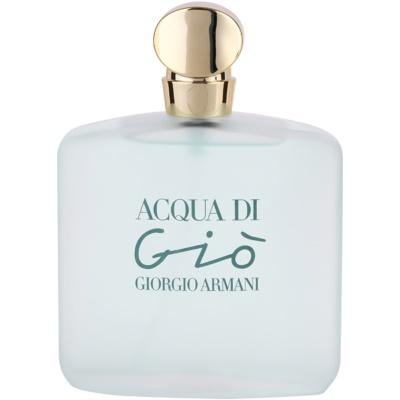 Armani Acqua di Giò eau de toilette hölgyeknek