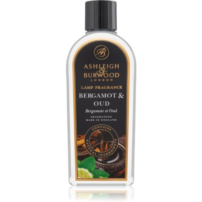 Ashleigh & Burwood LondonLamp Fragrance Bergamot & Oud