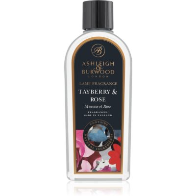 Ashleigh & Burwood LondonLamp Fragrance Tayberry & Rose