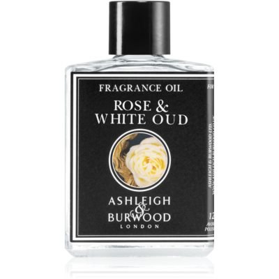 Ashleigh & Burwood LondonFragrance Oil Rose & White Oud