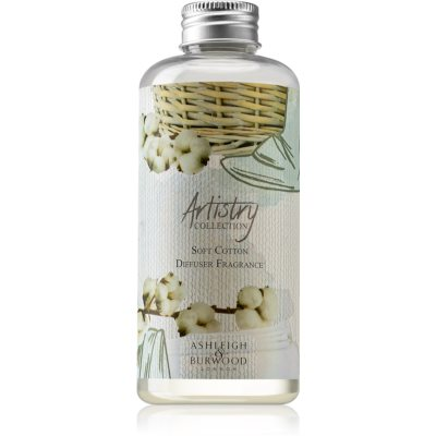 Ashleigh & Burwood London Artistry Collection Soft Cotton nadomestno polnilo za aroma difuzor