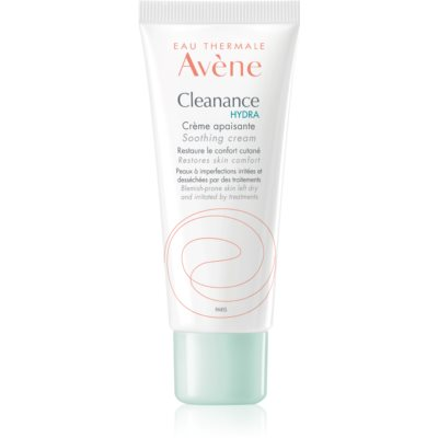 Avène Cleanance Hydra Soothing Cream with Moisturizing Effect