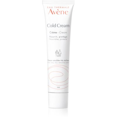 Avène Cold Cream Cream for Sensitive and Irritated Skin