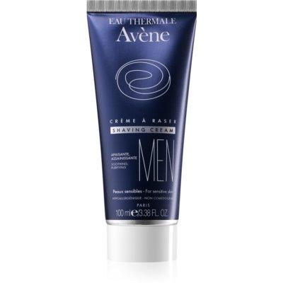 Avène Men krem do golenia dla cery wrażliwej